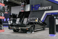 Mark See's 1963 Corvette Stingray on Center-Locking Forgeline RS6 Wheels
