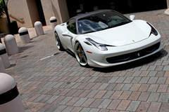Ferrari 458 on ADV5 Deep Spec