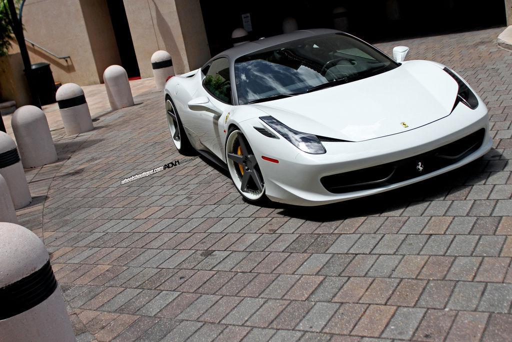 Ferrari California | Ferrari 458 on ADV5 Deep Spec