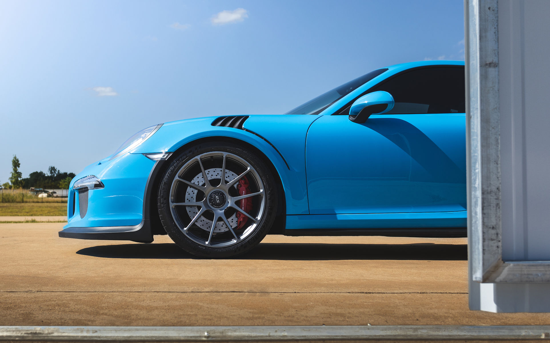 2018 Porsche 911 | Tony Palo's T1 Race Development Porsche 991 GT3RS on Forgeline One Piece Forged Monoblock GS1R Wheels