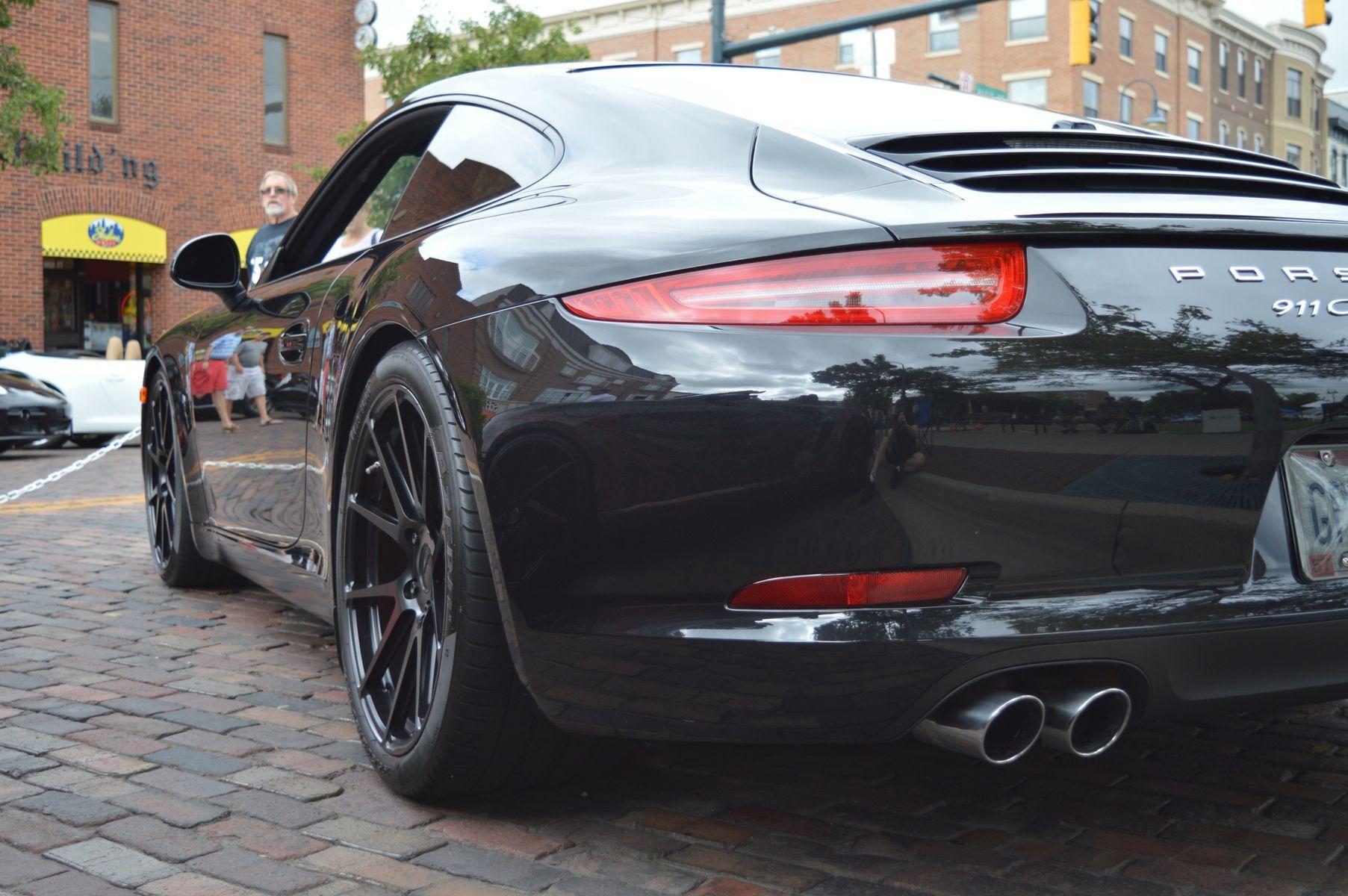 2012 Porsche 911 | Nicholas Kopp's Porsche 991 Carrera S on Forgeline One Piece Forged Monoblock GA1R Wheels