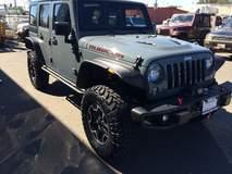 '15 JK Jeep Wrangler Rubicon