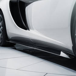 MP4-VX Side Sill Extension Blades