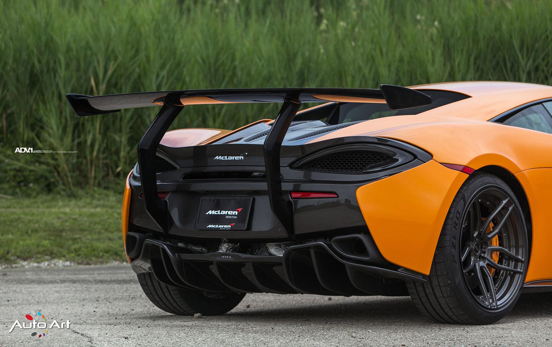 McLaren    McLaren 570s - ADV005 M.V2 SL Wheels