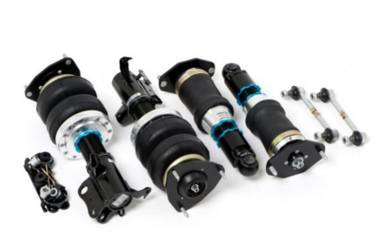 Accuair TWR air suspension