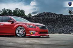Custom Nissan Maxima - Custom Front End