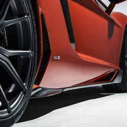 Aventador-V Side Sill Blades