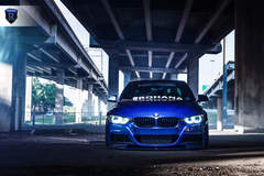 Blue 3 Series - Front Profile