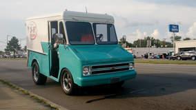 Custom Chevrolet Box Truck