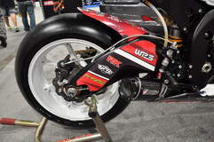 2013 Motosport.com Suzuki GSXR1000 AMA Superbike