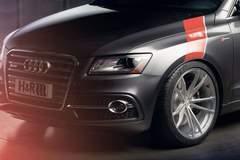 H&R 2016 Audi SQ5 - Corner