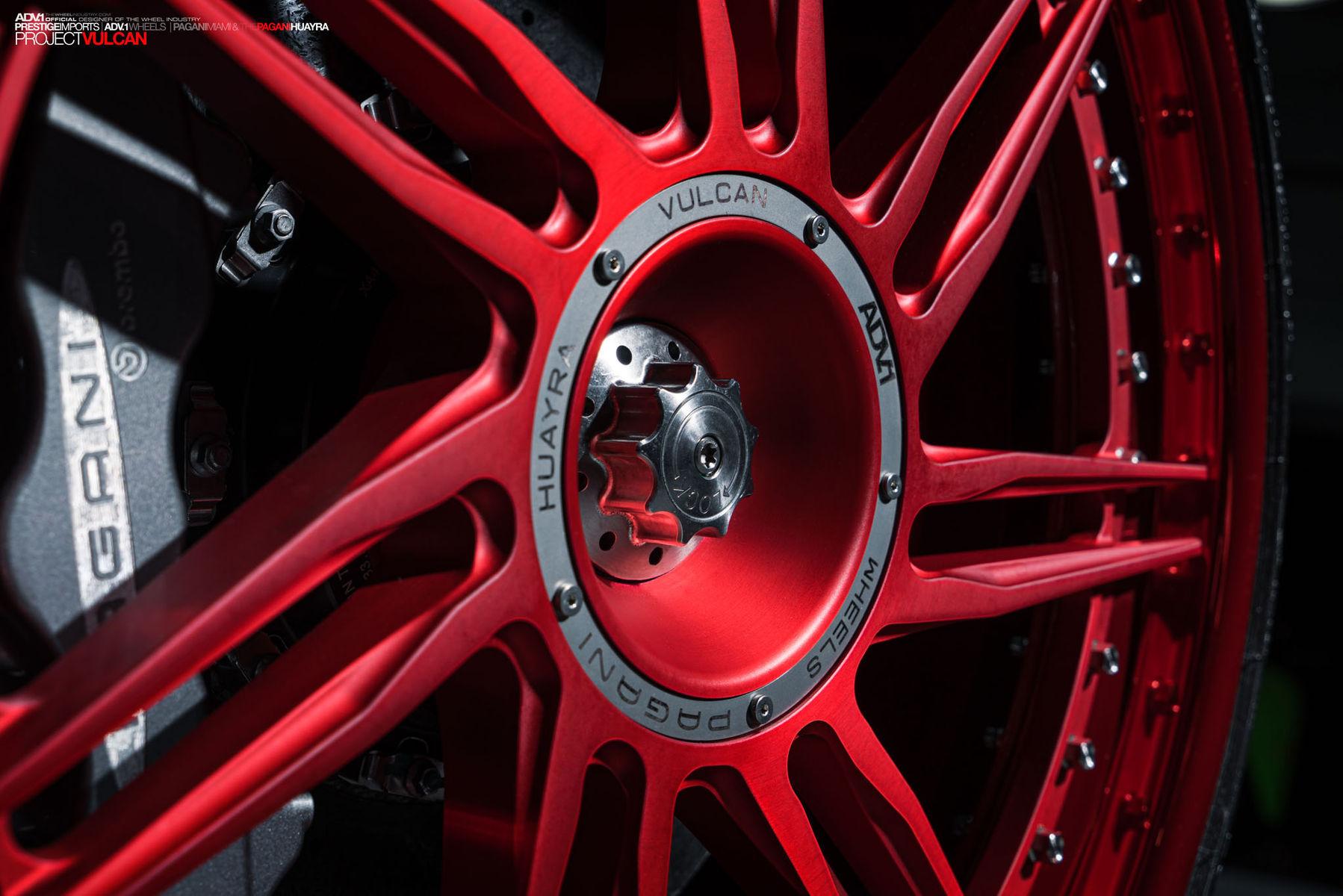 Pagani Huayra | ADV.1 Wheels Pagani Huayra