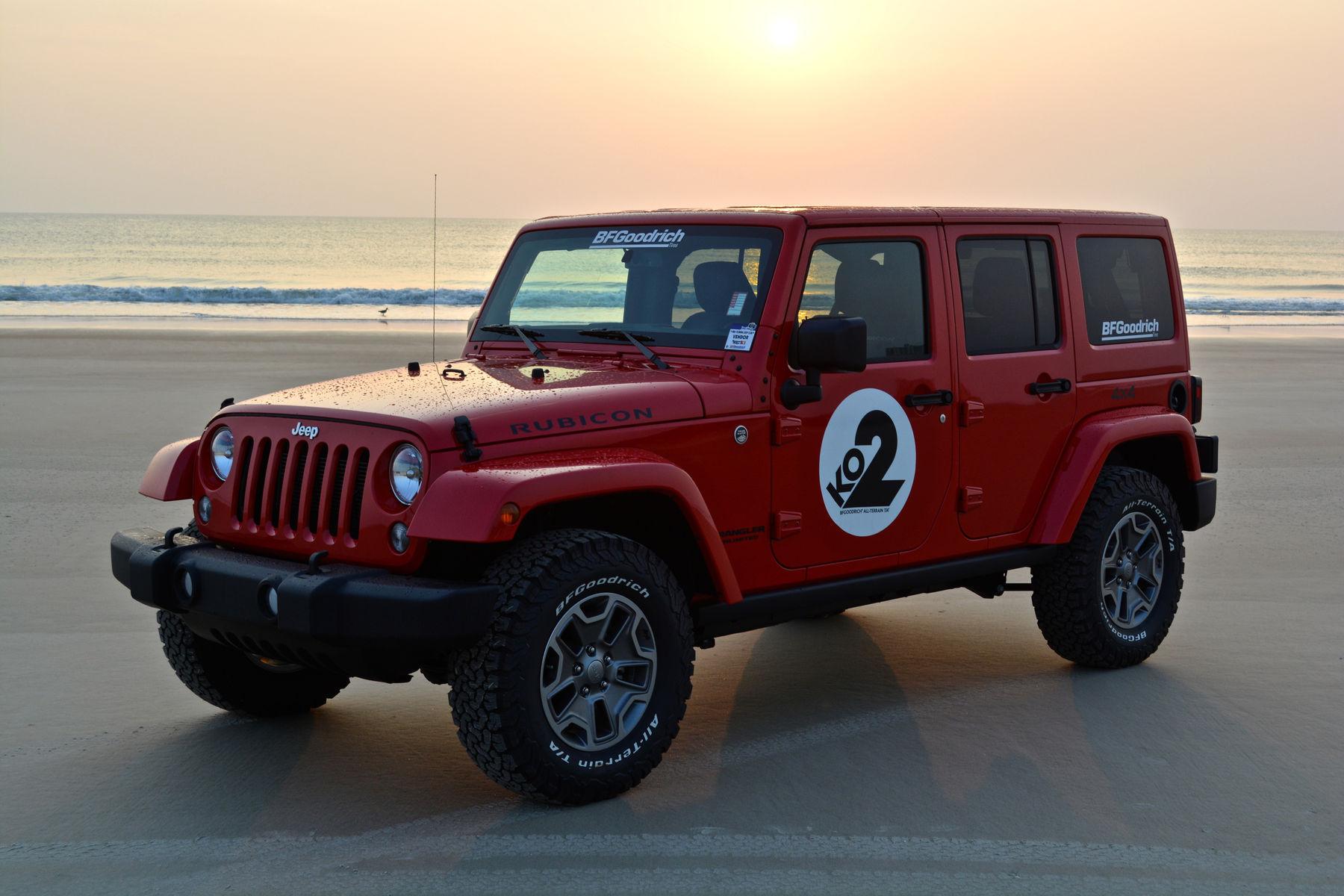 Jeep  | Jeep Rubicon
