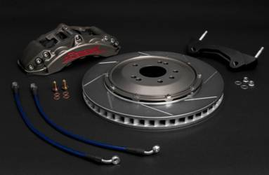Rotora Forged Aluminum Brake Kit: (6-Piston 15