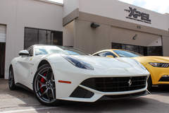 Ferrari F12 Berlinetta with XPEL ULTIMATE