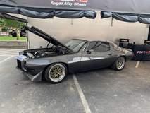 "Forgeline's Pro-Touring 1970 ""FN Camaro"" on Forgeline GX3 Open Lug Wheels"