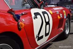 Ferrari 275 GT/C 11 of 12 Alloy Race Car