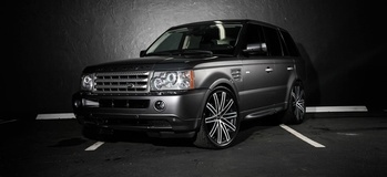 Land Rover Range Rover Sport on Ruff Racing R955's
