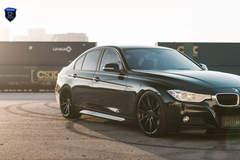 BMW 330i - Passenger Angle