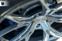 BMW M4 - Silver Wheels
