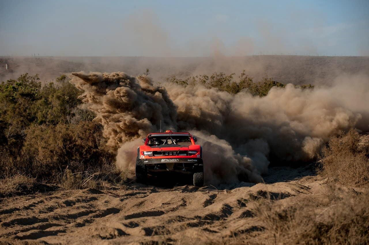 | Bud Light Score Baja 1000
