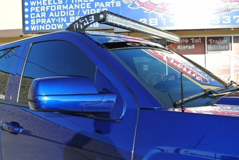 2014 Chevrolet C/K 1500 Series | N-FAB Roof Mounts