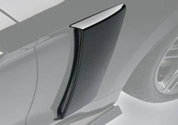 2015 Mustang ROUSH Quarter Panel Side Scoops