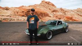 """Video: Garrett Randall's """"Rambo"""" 1970 Corvette Stingray on Forgeline GA3R Wheels"""
