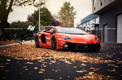 '14 Lamborghini Aventador on ADV.1's