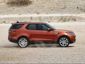 2018 Land Rover Discovery | Land Rover Discovery