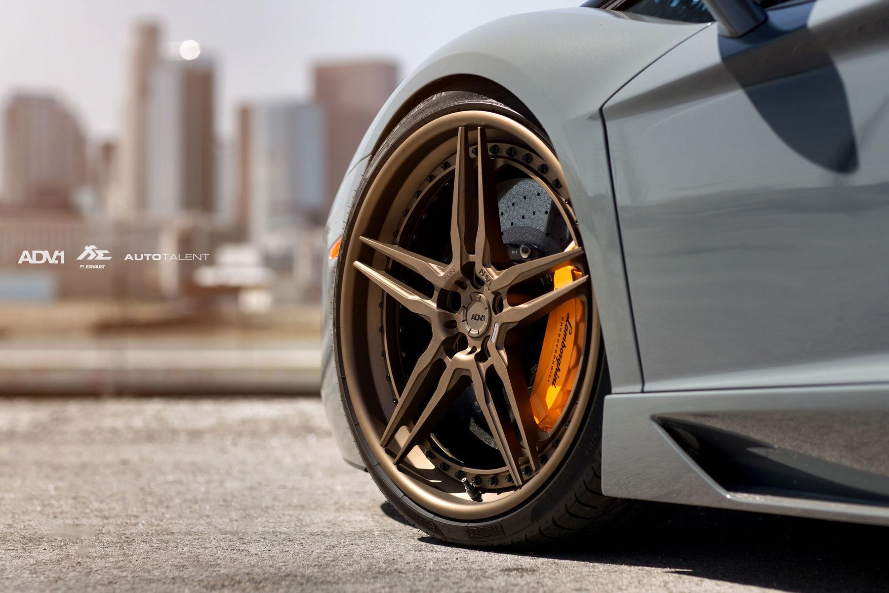 Lamborghini Aventador | ADV.1 Wheels Lamborghini Aventador LP700