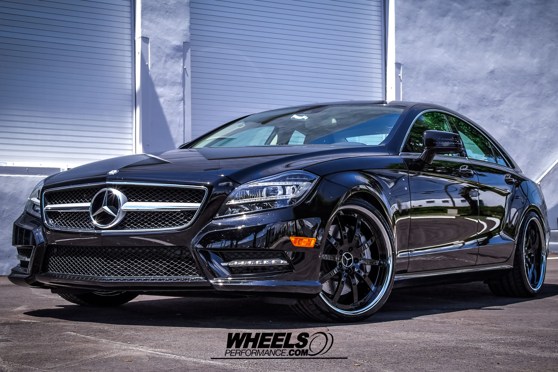 2014 Mercedes-Benz CLS-Class | OUR CLIENT'S MERCEDES CLS550 WITH 20