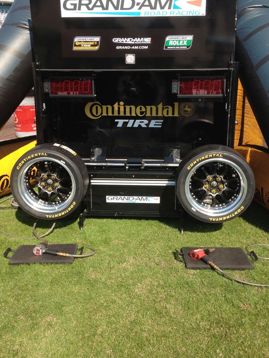 | How fast can you change a Continental Tire?