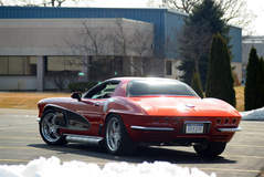 2004 crc corvette zo6 lingenfelter collection