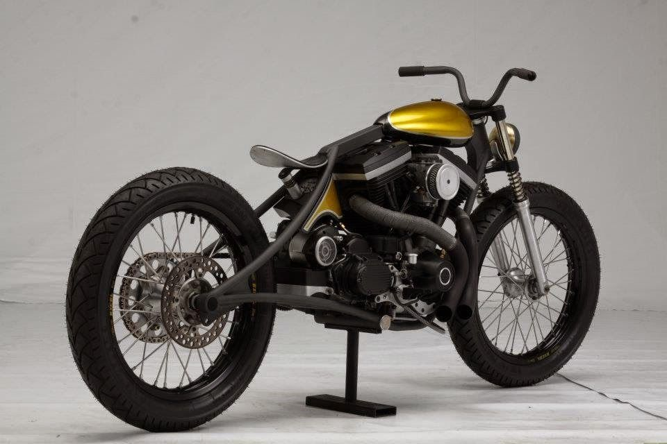 Harley-Davidson  | Consuela By TPJ Customs