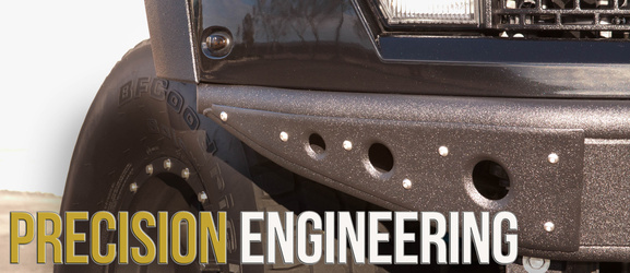 2010 Ford F-150 | The Rogue Revolver Bumper
