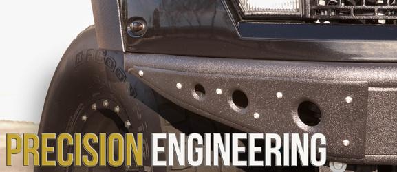 2010 Ford F-150 | The Rogue Revolver Bumper