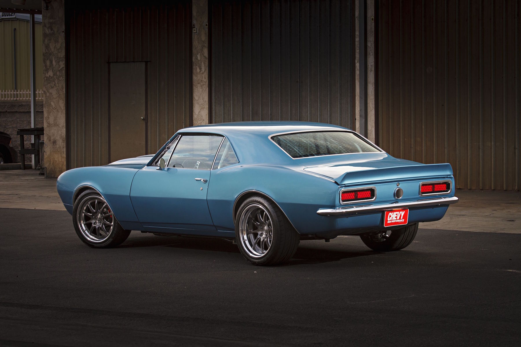 1967 Chevrolet Camaro | Tim Lee's Pro-Touring 1967 Camaro RS on Forgeline GZ3 Wheels