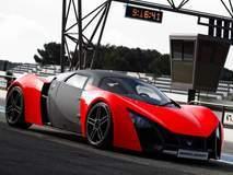 The 2012 Marussia B2