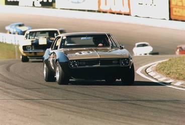 27 Chevrolet Camaro | Smokey Camaro