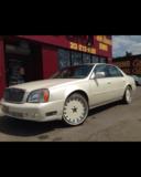 2000 Cadillac CTS