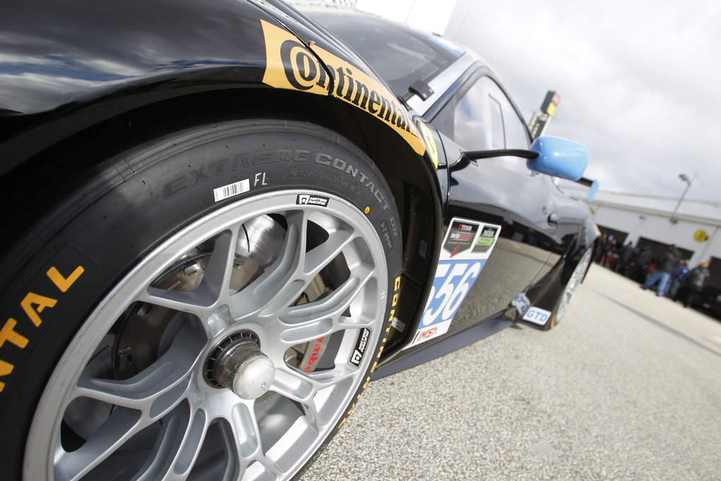 | See even up close, these Continental Tires look great