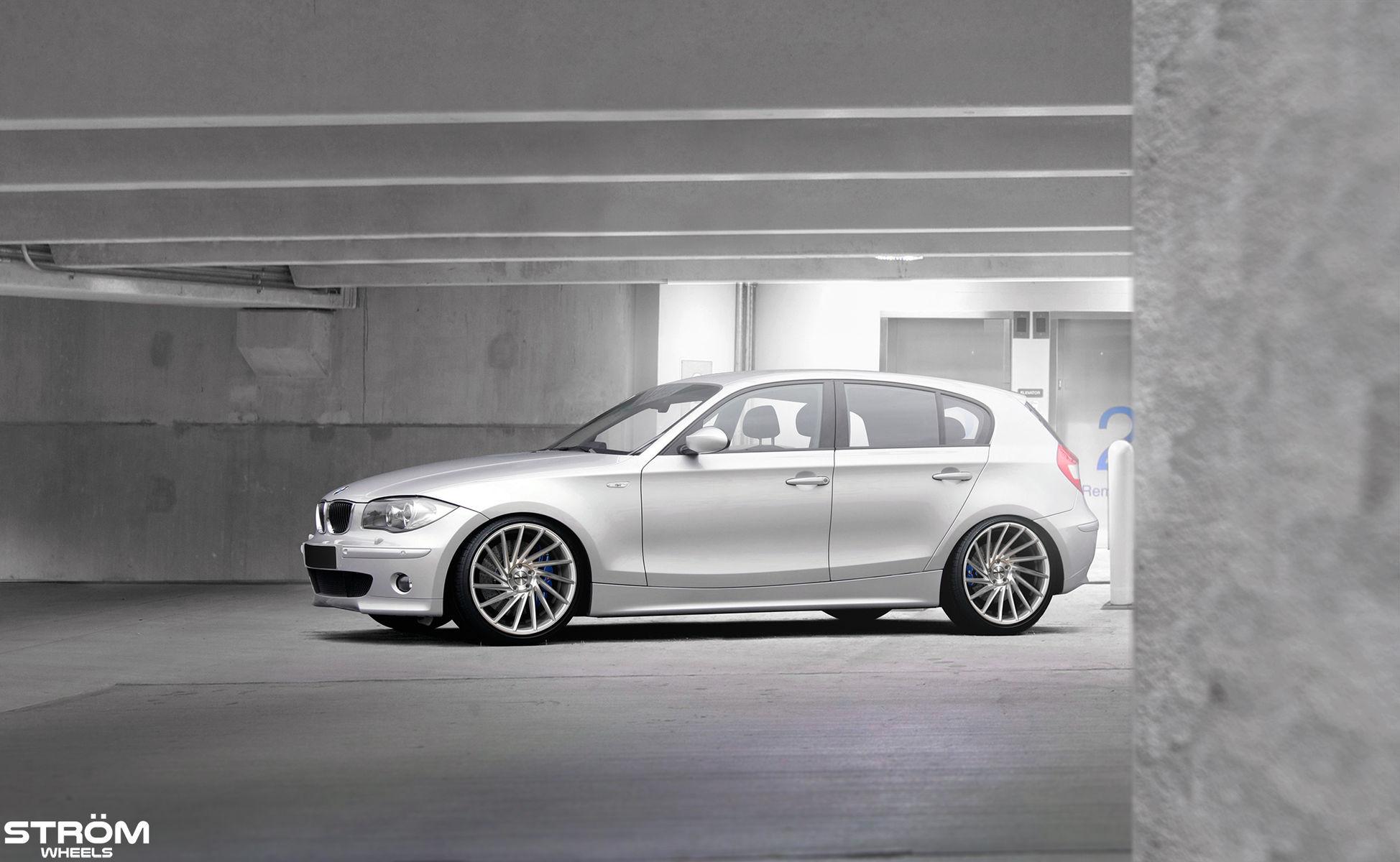 BMW 1 Series | Strom wheels - BMW 130i