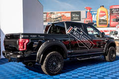Motoroso F-150 - Ford Out Front at SEMA