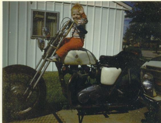 1970 Triumph DAYTONA 650 | Shawn's 1st ride