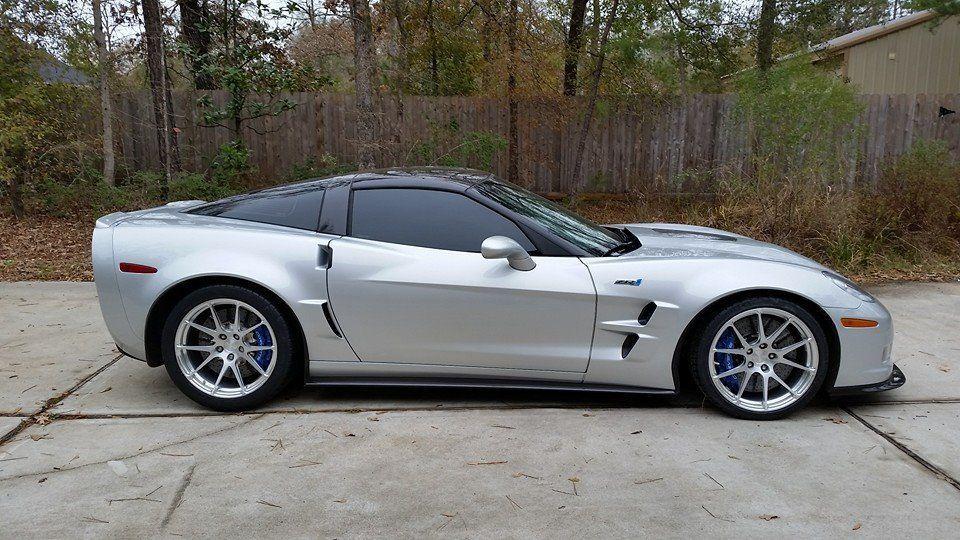 2013 Chevrolet Corvette ZR1 | Sean B's C6 Corvette ZR1 on Forgeline One Piece Forged Monoblock GA1R Wheels