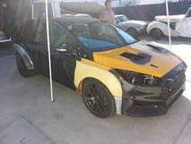 2015 Ford Focus ST by Rally Innovations - Work In Progress