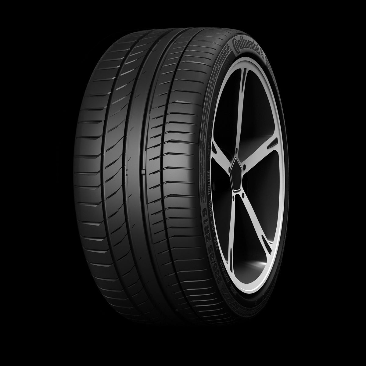 | ContiSportContact 5P Continental Performance Tire