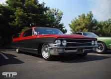 Custom Cadillac Coupe Deville