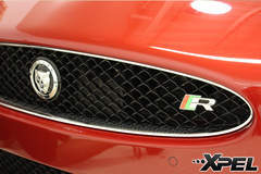 2013 Jaguar XKR XPEL ULTIMATE Installation